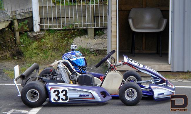 go kart  125cc 2 stroke
